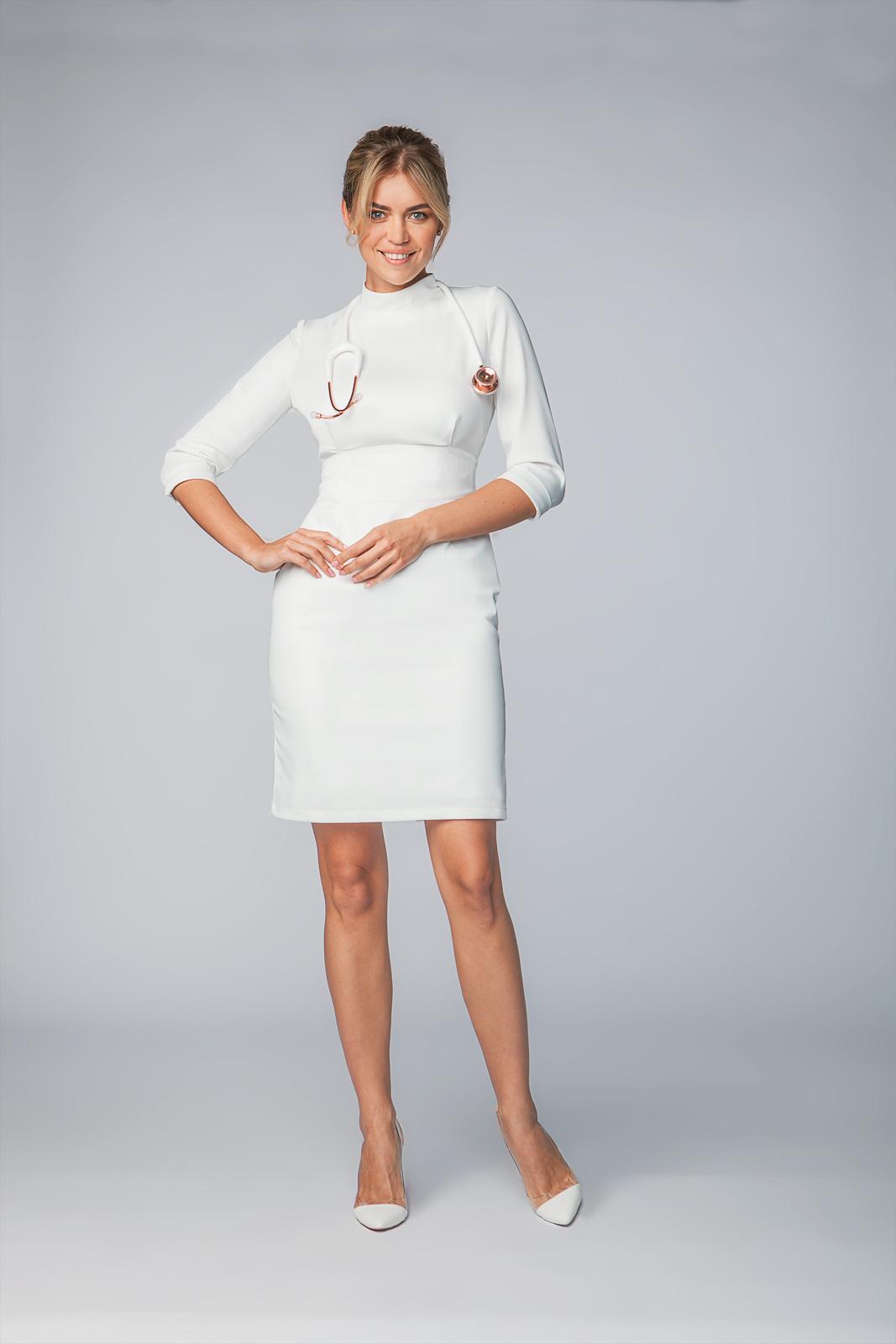 Платье-футляр 4Doctors