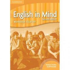 English in Mind (Second Edition) Starter Workbook