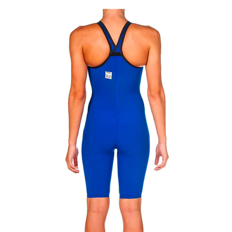 (2020) Cтартовый костюм Arena Powerskin Carbon AIR² Closed Back electric blue-dark grey-fluo yellow ПОД ЗАКАЗ