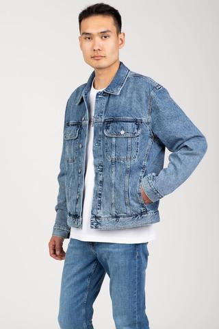 Куртка джинсовая REGULAR DENIM JACKET Calvin Klein