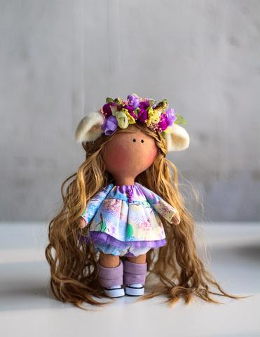 Лялька Міртл. Колекція Flower doll