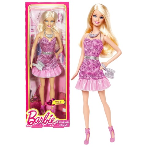 Барби Гламурная вечеринка Блондинка
