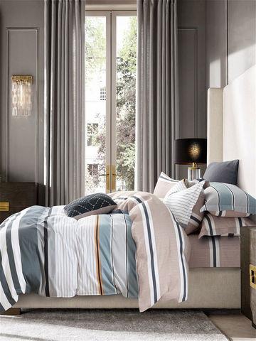 Пододеяльник  -Аляска- 1,5-спальный на молнии 145х215 см