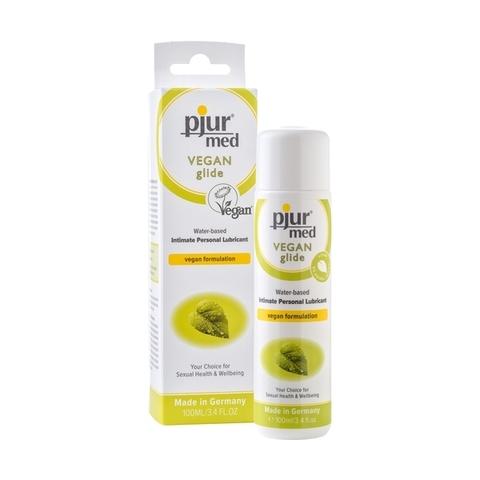 Pjur®MED Vegan glide, 100 ml Лубрикант на водной основе