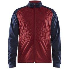 Лыжная куртка Craft Storm Balance бордовый/синий 2020 мужская