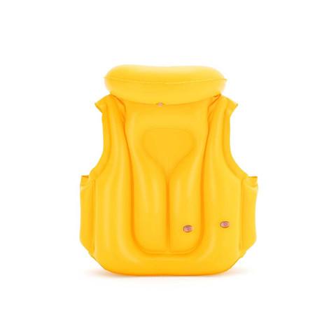 Жилет для плавания Bestway 32034 желтый (51x46 см) / 25344
