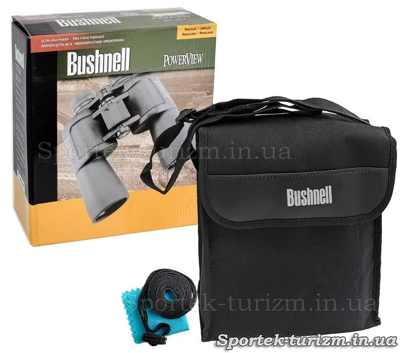 Бінокль Bushnell 10х-90х80 zoom