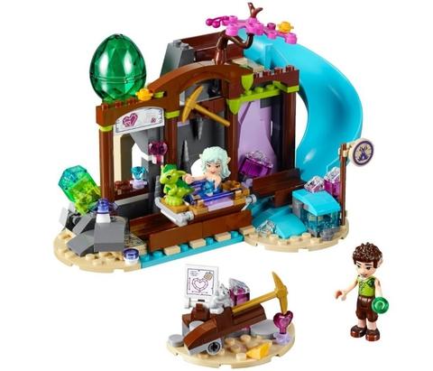 LEGO Elves: Кристальная шахта 41177 — The Precious Crystal Mine — Лего Эльфы