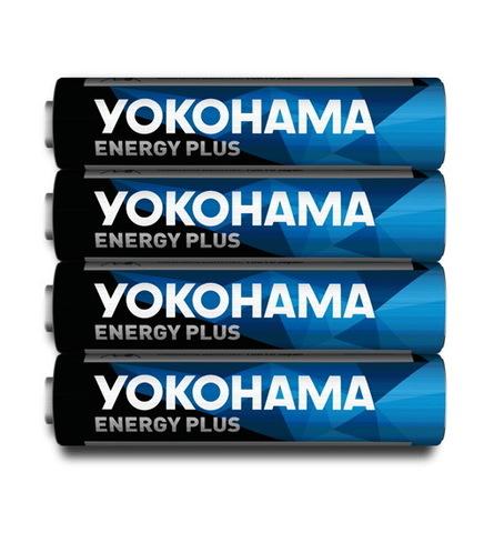 Батарейки Yokohama Energy Plus LR03, AAA (4/40/200)