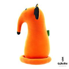 Подушка-игрушка антистресс Gekoko «Крыс повелитель Кис», рыжий 3