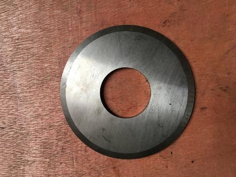 Нож круглый (глубокопроникающий для брони) для станка C-85-1 и левого блока станка C-85-7