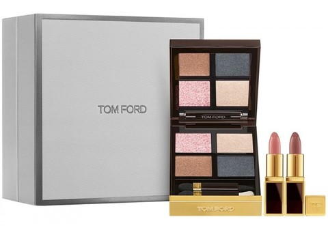Tom Ford Eye Color Quad & Mini Deluxe Lip Set