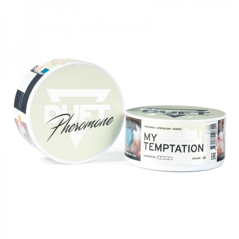 Табак Duft My Temptation (Черника апельсин кокос) 25г