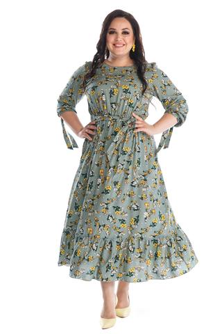 Платье-5410