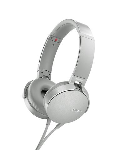 MDR-XB550APW наушники Sony купить в Sony Centre Воронеж