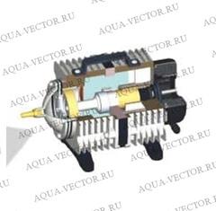 Поршень компрессора Boyu ACQ-005 (60л/мин).