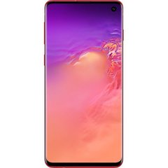 Смартфон Samsung Galaxy S10 SM-G973F 128GB Red (Гранат)