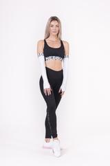 Женские нарукавники Nebbia rebel sport sleeves 696 white