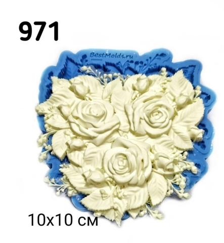 Молд  Арт.PO-0971, силикон