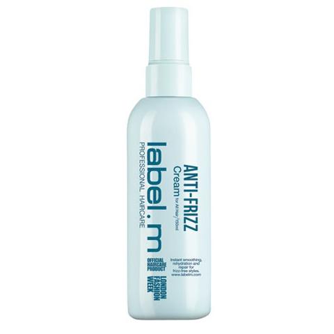 LABEL.M Разглаживающая Серия: Разглаживающий крем для волос (Anti-Frizz Cream), 150мл
