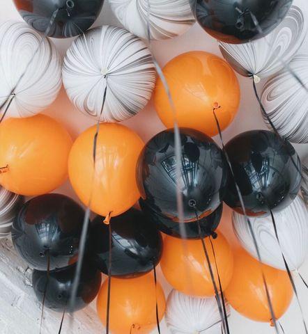 Набор шаров на хэллоуин №7