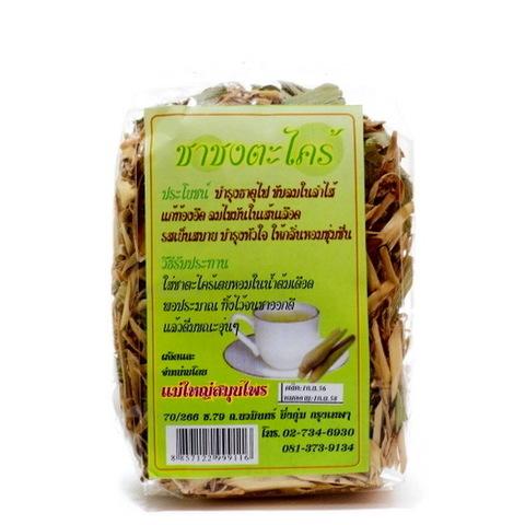 Травянной чай Лимонная трава и Панданус, 100 гр.