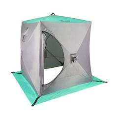 Купить зимнюю палатку-куб PREMIER от производителя недорого с доставкой.