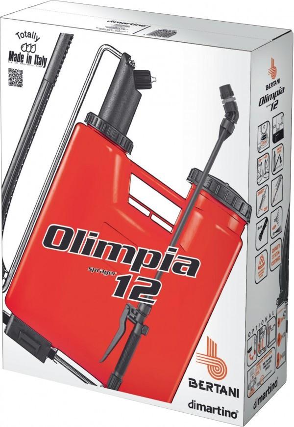 Ранцевый опрыскиватель OLIMPIA 12 от DiMartino Bertani
