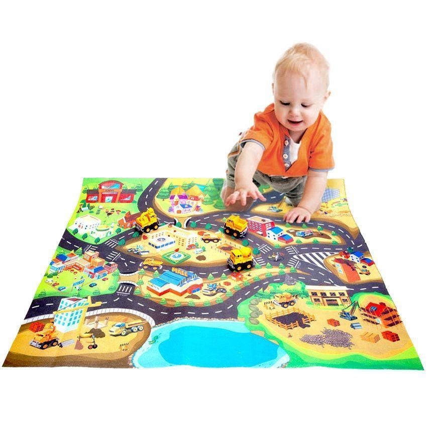 Товары на Маркете Развивающий коврик для детей Стройка в городе DE_0156-2.jpg