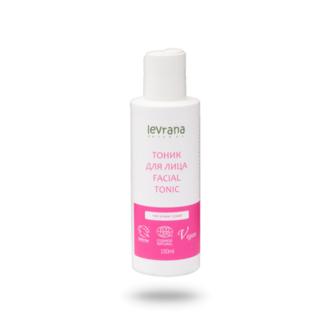 Тоник для лица для сухой кожи | 150 мл | Levrana