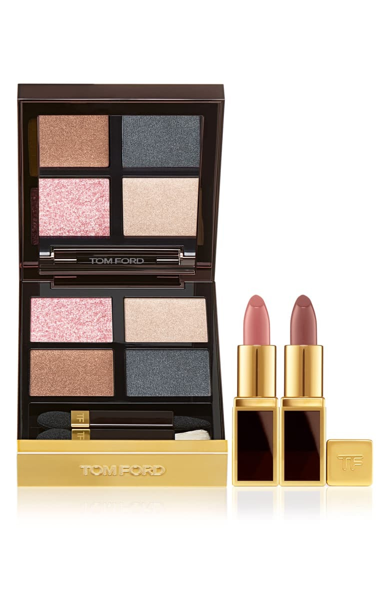Tom Ford Eye Color Quad & Mini Deluxe Lip Set