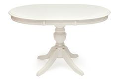 Стол обеденный Леонардо (Leonardo) pure white (402)