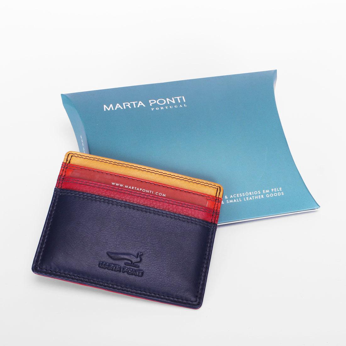 B270038 Murano - Футляр для карт Marta Ponti