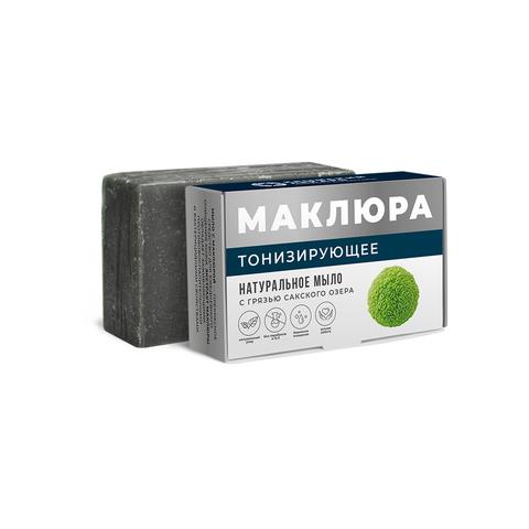 МДП Твердое мыло с грязью Сакского озера Тонизирующее, 100г