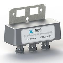 AXF-2 частотный диплексер для стандартов GSM900/GSM1800/2G/3G/4G/WIFI