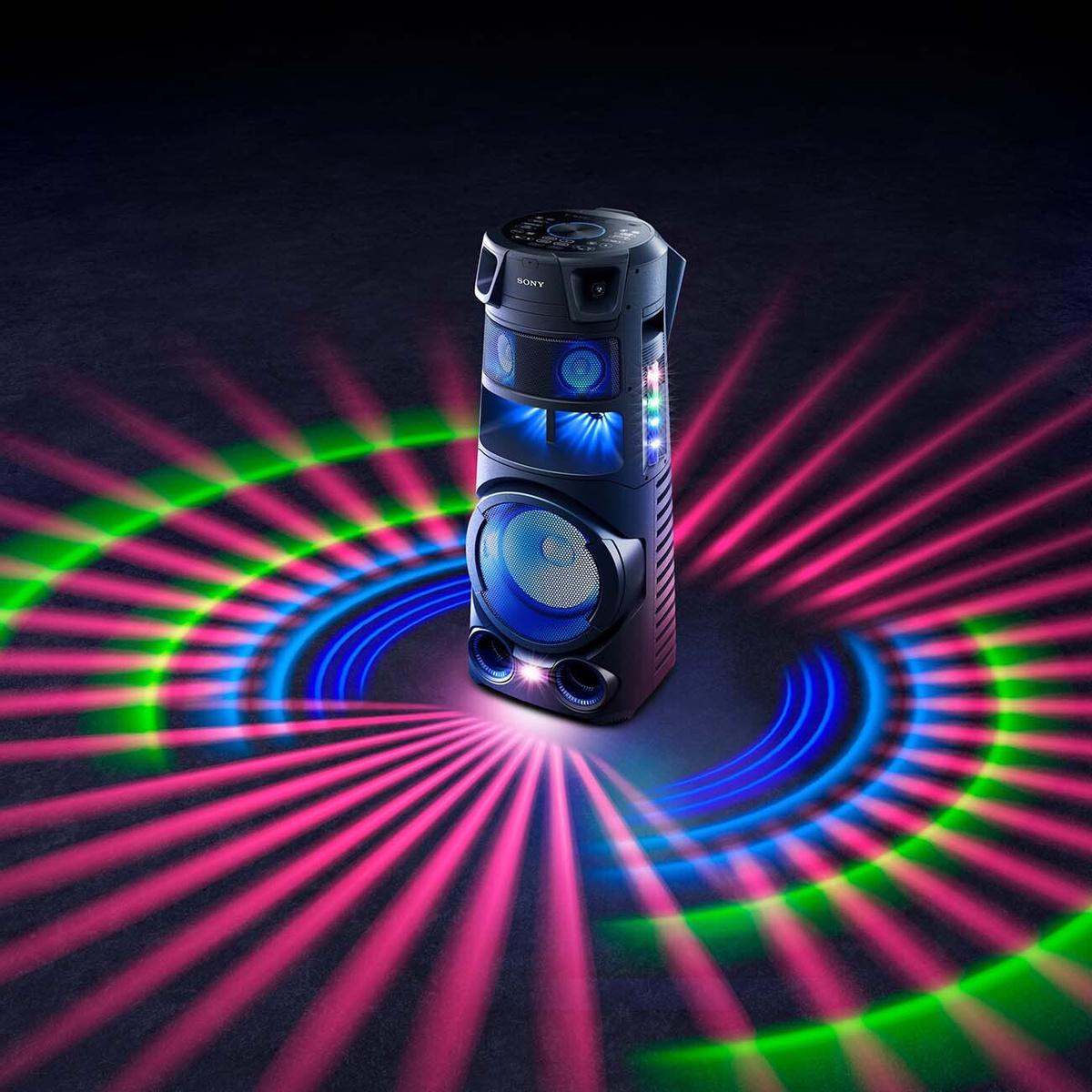 Аудиосистема MHC-V83D в интернет-магазине Sony Centre Воронеж