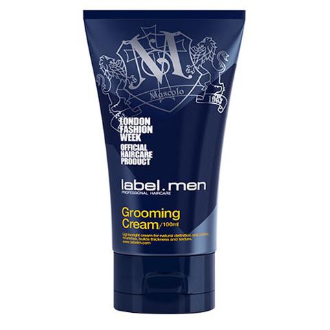 LABEL.MEN: Ухаживающий крем для мужских волос (Grooming Cream)