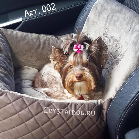002 PA - Автокресло для собак