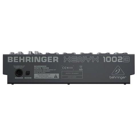 Аналоговые Behringer 1002B