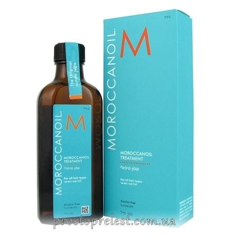 Moroccanoil Treatment for All Hair Types - Восстанавливающее и защищающее масло для всех типов волос