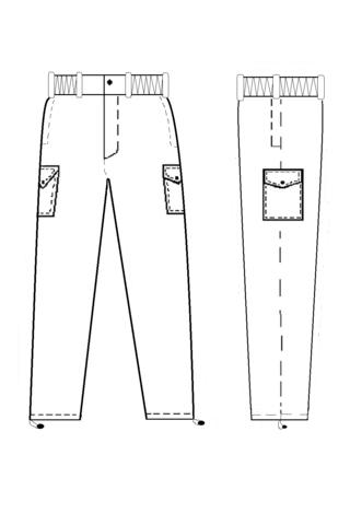 Костюм для охоты, рыбалки Костюм Десант (ткань Твил S20008)
