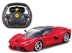 Радиоуправляемая машина MJX Ferrari Laferrari 1:14 + гироруль - MJX-3512A