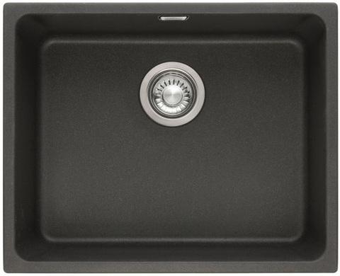 Кухонная мойка Franke Kubus KBG 110-50, серый