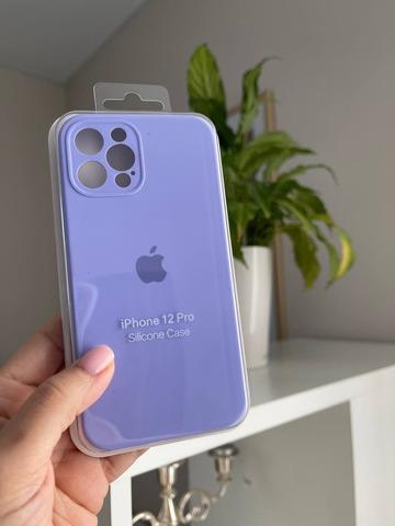 iPhone 12 Pro Max Silicone Case Full Camera /glycine/
