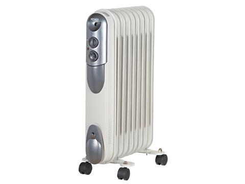 Масляный радиатор РЕСАНТА ОМПТ-9Н (2 кВт)