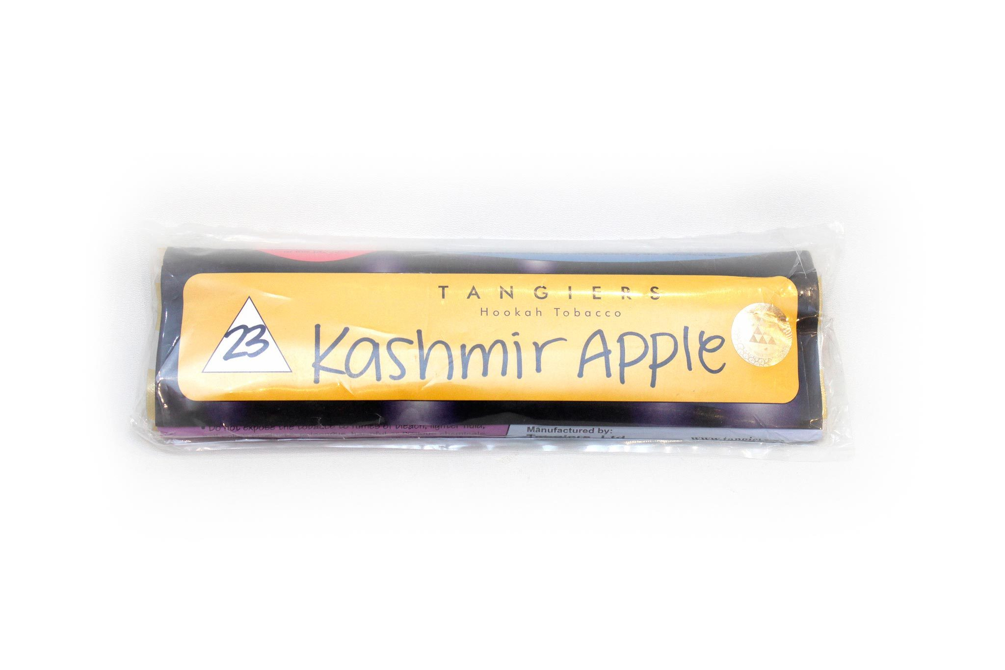 Табак для кальяна Tangiers Noir (желт) 23 Kashmir Apple 250 гр.