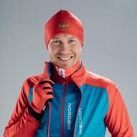 Лыжная шапка NordSki Active Red