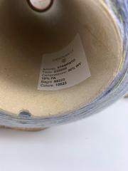 Меринос (90%) с ПА (10%) Grignasco STAMPATO 2/25000 желто-голубой мультиколор