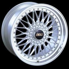 Диск колесный BBS Super RS 8.5x19 5x112 ET48 CB82.0 brilliant silver