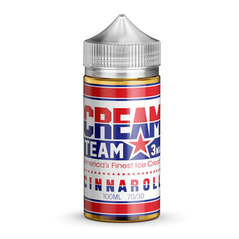 Жидкость Cream Team